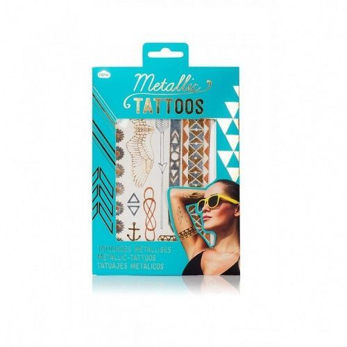 Natural Products Metallic tattoos TATUAŻ ROSE GOLD