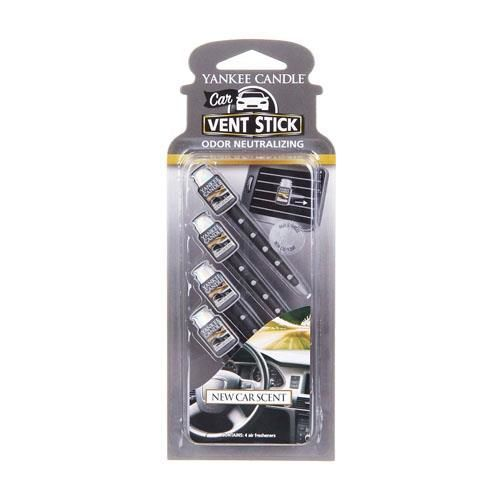 New Car Scent CAR VENT STICK Yankee Candle