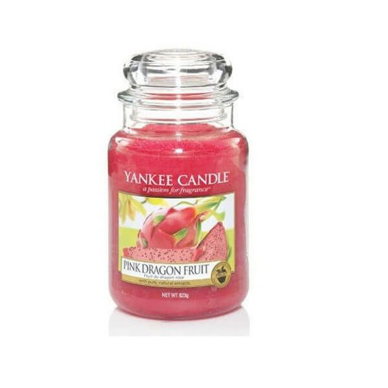 Pink Dragon Fruit - SŁOIK DUŻY Yankee Candle