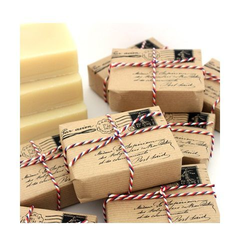 Pure Thoughts French Lavender natural handmade soap - Mydło naturalne z lawendą