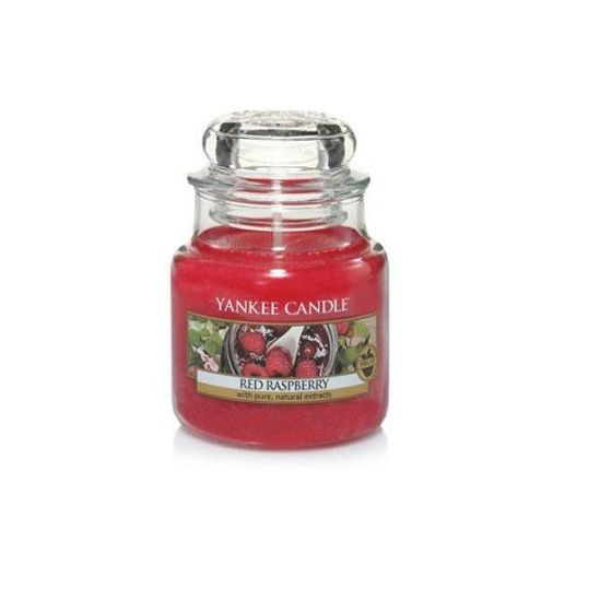 Red Raspberry - MAŁY SŁOIK Yankee Candle