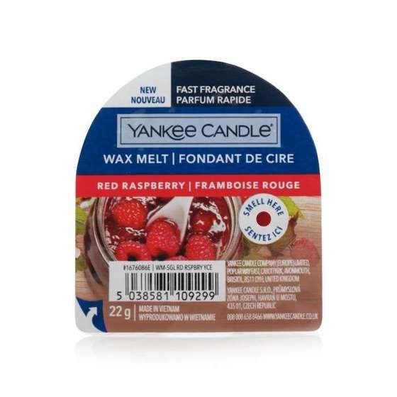 Wosk Yankee Candle Red Raspberry