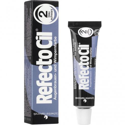 Henna do brwi RefectoCil Nr 2 Blue Black