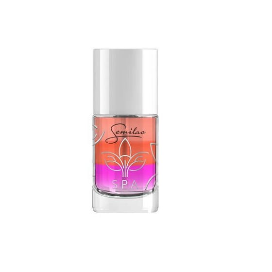 SEMILAC Trzy-fazowy olejek do paznokci SPA ROMA AFFECTION 7 ml