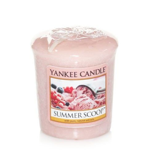 Yankee Candle Sampler Summer Scoop