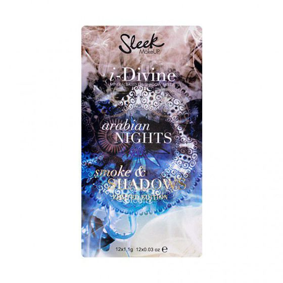 Sleek ARABIAN NIGHTS Paleta cieni