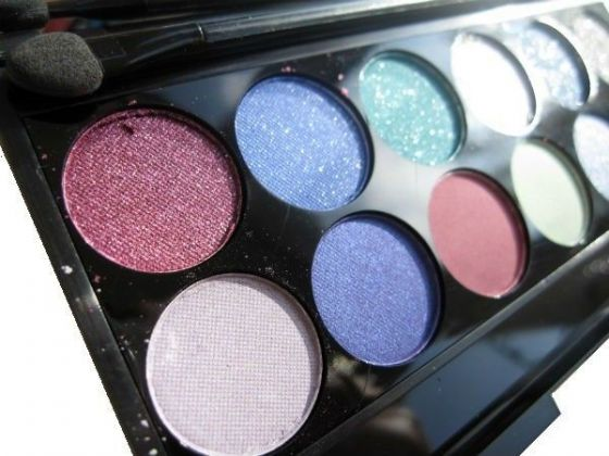 Sleek Makeup CELESTIAL Paleta Cieni 445