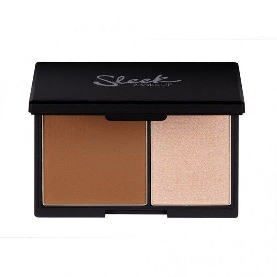 Sleek Makeup FACE CONTOUR KIT Zestaw do konturowania 884 LIGHT