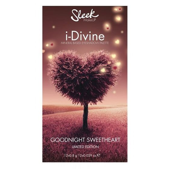 Sleek Makeup GOODNIGHT SWEETHEART Paleta cieni