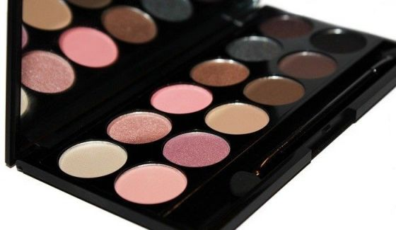 Sleek Makeup OH SO SPECIAL Paleta Cieni do powiek