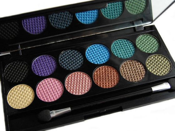 Sleek Makeup ORIGINAL Paleta Cieni do powiek