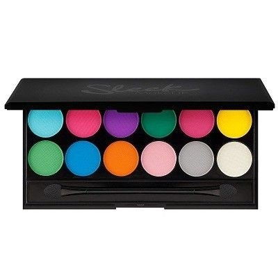 Sleek Makeup ULTRA MATTES Brights Paleta Cieni