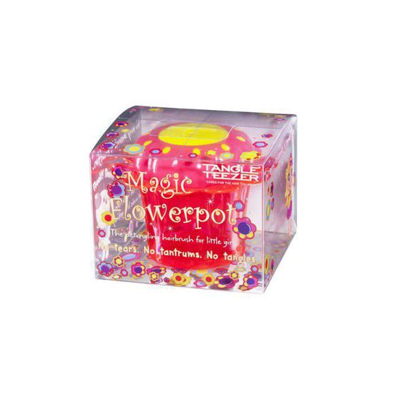 Szczotka do włosów Tangle Teezer Magic Flowerpot Princess Pink