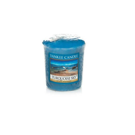 Turquoise Sky - SAMPLER Yankee Candle