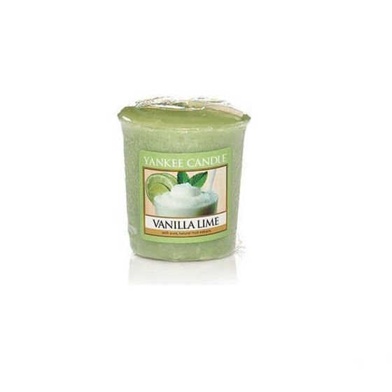 VANILLA LIME - SAMPLER Yankee Candle