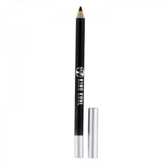 W7 KING KOHL GEL PENCIL Kredka do oczu Czarna