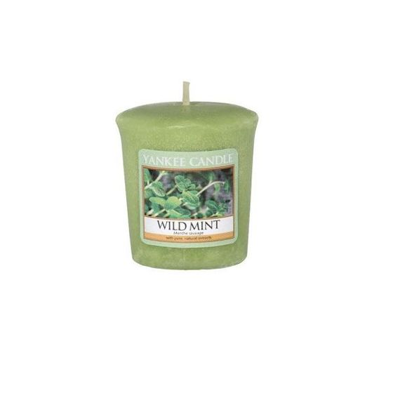 Wild Mint - Sampler Yankee Candle