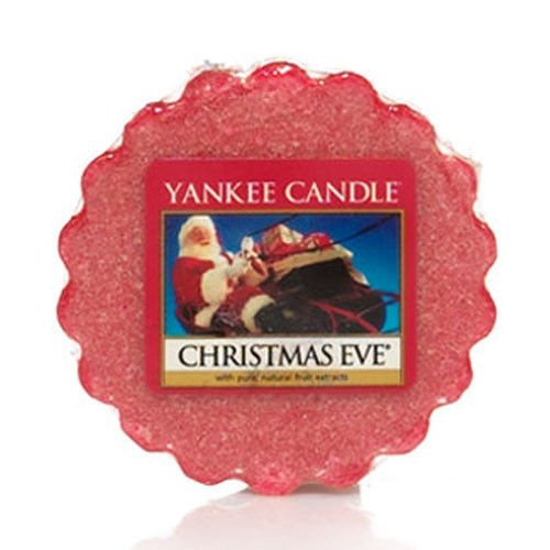 Yankee Candle Wosk Christmas Eve