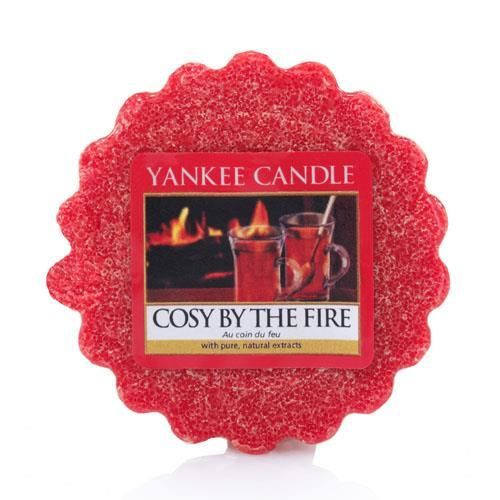 Wosk Yankee Candle Cosy by the Fire