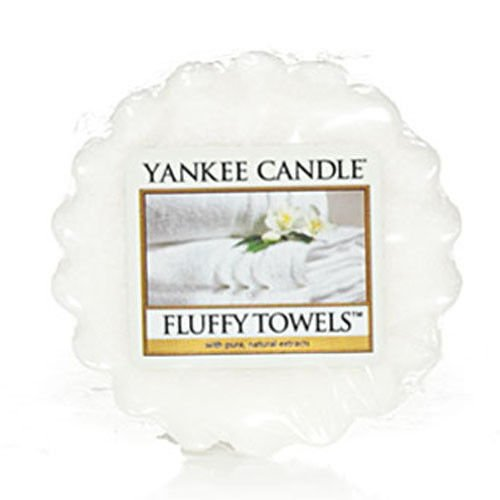 Yankee Candle Wosk Fluffy Towels