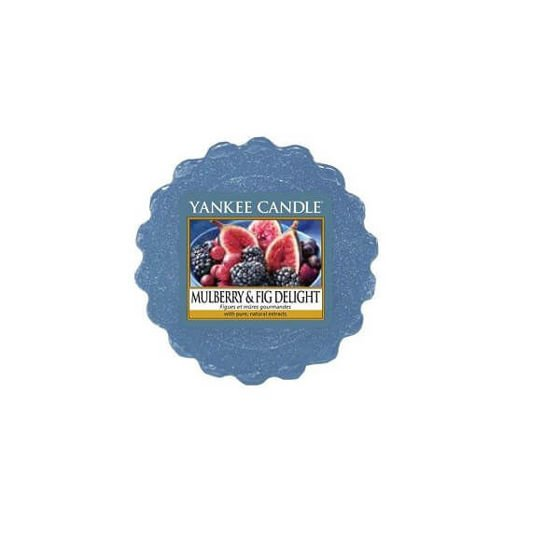 Yankee Candle Wosk Mulberry & Fig Delight
