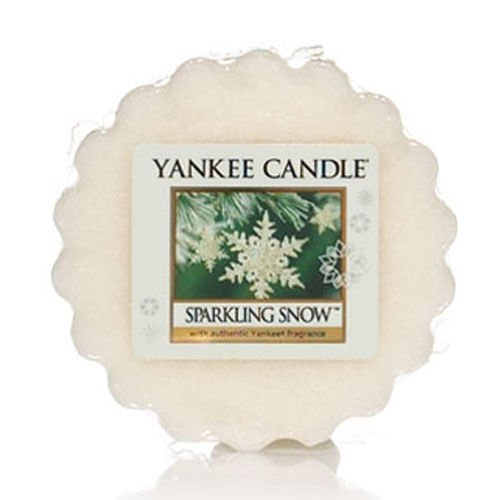 Wosk Yankee Candle Sparkling Snow