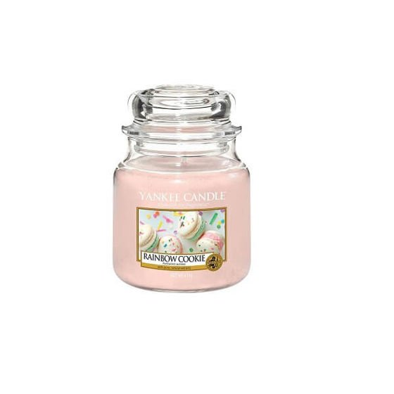 Yankee Candle Rainbow Cookie Słoik Średni
