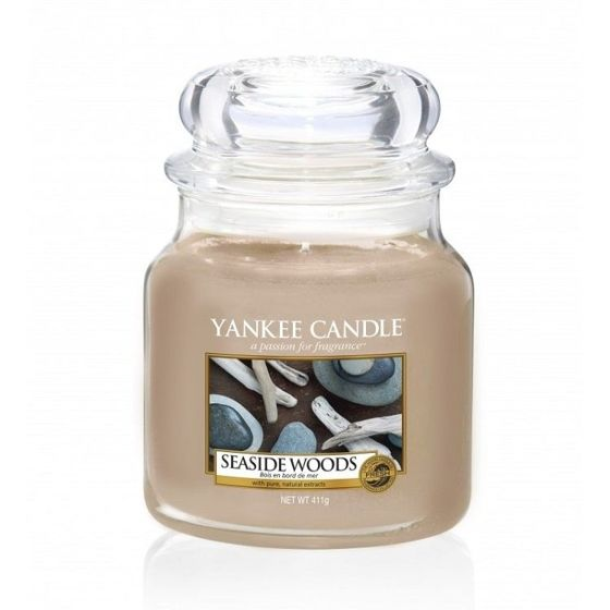 Yankee Candle Seaside Woods Słoik Średni
