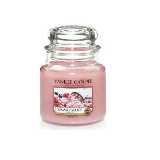 Yankee Candle Słoik Średni Summer Scoop