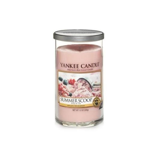 Yankee Candle Summer Scoop Średni Pilar