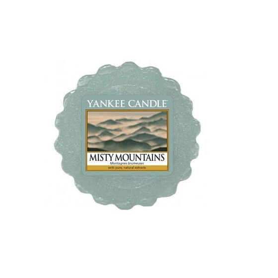 Yankee Candle Wosk  Misty Mountains
