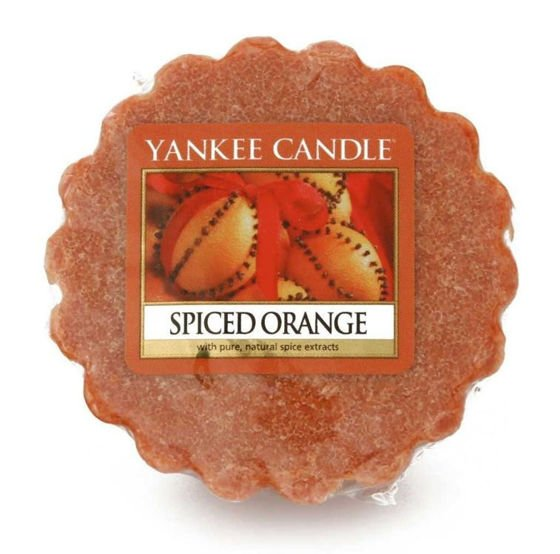 Yankee Candle Wosk Spiced Orange