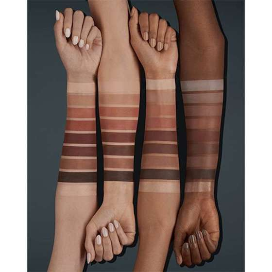 catrice paleta cieni do powiek the matte cocoa collection 010 chocolate lover