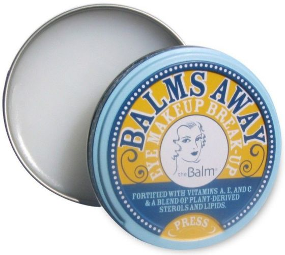 the Balm Balms Away Balsam do demakijażu oczu