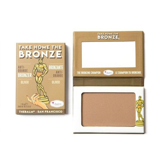 theBalm Bronzer do twarzy Take Home The Bronze Oliver
