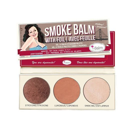 theBalm Smoke Balm With Foil 4
