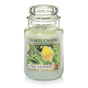 April Showers - DUŻY SŁOIK Yankee Candle