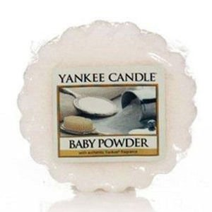 Baby Powder - WOSK Yankee Candle