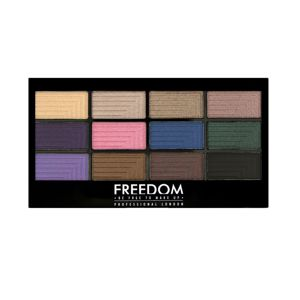 Freedom Makeup Pro 12 Dreamcatcher Paleta cieni