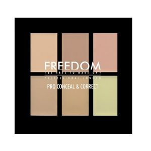 FREEDOM MAKEUP Pro Conceal Palette LIGHT