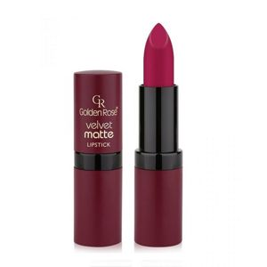 GOLDEN ROSE - Velvet Matte Lipstick - Matowa pomadka do ust 19