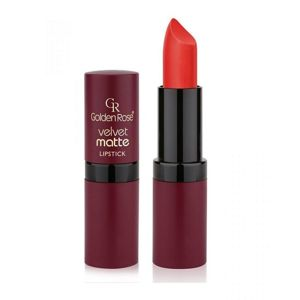 GOLDEN ROSE - Velvet Matte Lipstick - Matowa pomadka do ust 24