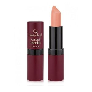 GOLDEN ROSE - Velvet Matte Lipstick - Matowa pomadka do ust 30