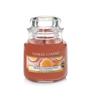 Honey Clementine - MAŁY SŁOIK Yankee Candle