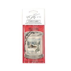 KRINGLE CANDLE Air Freshner COZY CABIN