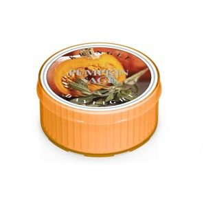KRINGLE CANDLE  Świeczka Coloured Daylight PUMPKIN SAGE