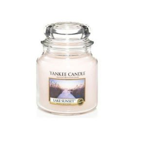 LAKE SUNSET - SŁOIK ŚREDNI Yankee Candle