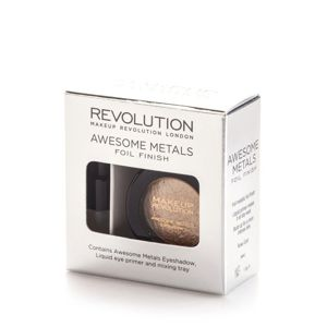 MAKEUP REVOLUTION Eye foils cień ROSE GOLD
