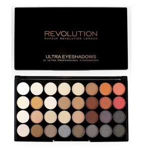 Makeup Revolution Paleta 32 cieni do powiek Flawless 2