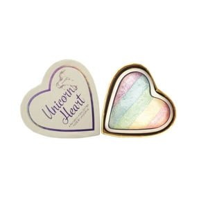 Makeup Revolution Rozświetlacz do twarzy Unicorn Hearth